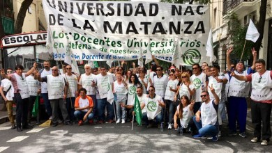 Photo of Marcha por la defensa de derechos