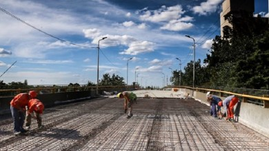 Photo of Morón: Reparación del Puente Lebensohn