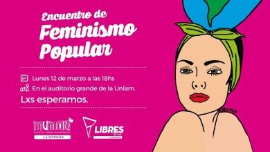 Photo of Se realizará; El Encuentro de feminismo popular en La Matanza