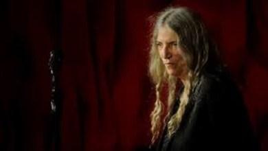 Photo of Patti Smith, Poeta y Cantante