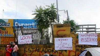 Photo of Corralón Ombú: Trabajadores exigen que se presenten los dueños