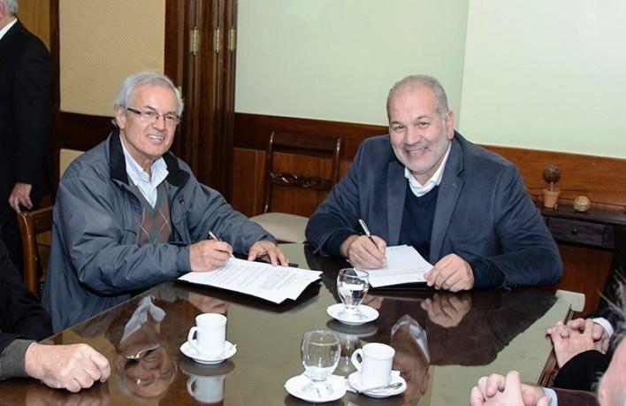 Convenio entre la Unlam, y el Colegio de Ingenieros de la Provincia de Buenos Aires