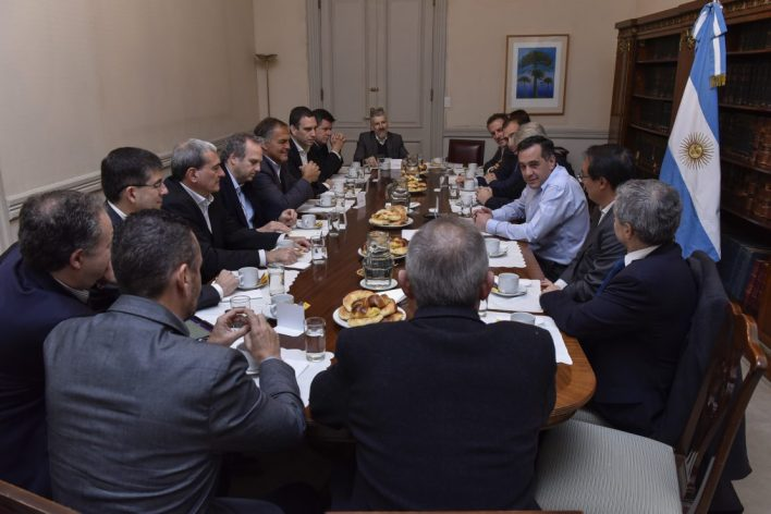 Reunión de Finocchiaro