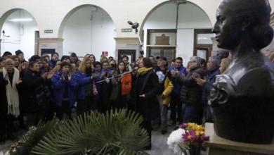 """Photo of Se conmemoró en La Matanza el 66º aniversario del fallecimiento de """"Evita"""""""