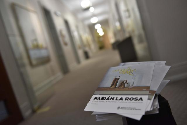 Fabián La Rosa