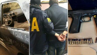 Photo of Daniel Bertoni, fue detenido junto a policías, barrabravas y reclusos de la cárcel de Olmos