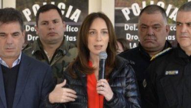 """Photo of Vidal: """"Tenemos más detenidos por narcotráfico en los últimos dos años que en toda la gestión del gobierno de Scioli"""""""