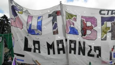 Photo of SUTEBA realiza una marcha de antorchas a la Plaza de San Justo