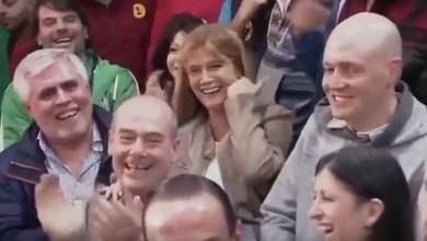 Photo of Ensenada: el blooper de Máximo Kirchner con Magario (VIDEO)