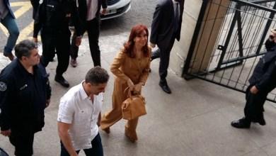 Photo of Cristina se presentó en Tribunales