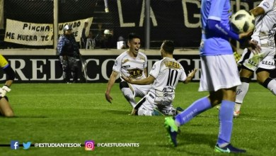 Photo of Estudiantes goleó y se colgó a la punta