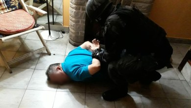 """Photo of En Morón fue capturado """"El Ale"""", el líder de una banda que hacía entraderas"""