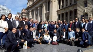 Photo of Intendentes peronistas piden audiencia con Macri en Casa Rosada tras presentar un amparo para que se restituya el Fondo Sojero