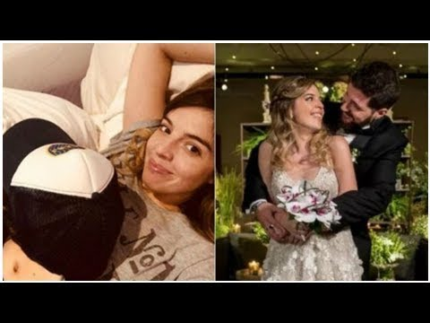Cigüeña: Dalma Maradona confirmó su embarazo… ¡y mirá la reacción de su papá!