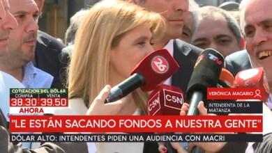 Photo of La perlita de una periodista en la rueda de prensa de Magario (VIDEO)
