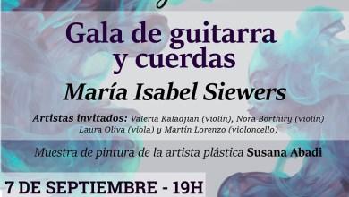 """Photo of """"Conciertos de Gala"""": Gala de guitarra y cuerdas"""