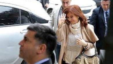 Photo of Cristina Kirchner negó acusaciones y criticó a Bonadio