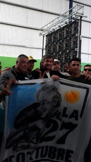 """Nico Arias: """"Queremos devolverle la dignidad al pueblo argentino"""""""