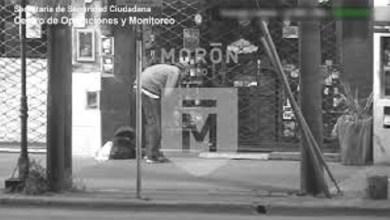 Photo of Las cámaras de seguridad de Morón evitaron un robo en Castelar