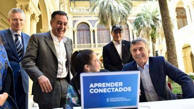 Photo of Macri y Finocchiaro dialogaron con chicos programadores en Casa Rosada