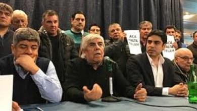 Photo of Hugo Moyano: «Gobierno quiere distraer para tapar lo del gas»