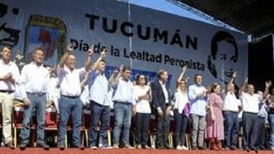 Photo of El peronismo hizo un llamado a la «unidad»