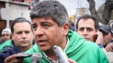 Photo of Pablo Moyano: «Por más que nos multen o intervengan, hay muchos trabajadores que están dispuestos seguir peleando contra las políticas neoliberales»
