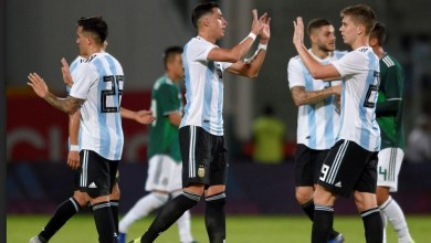 Photo of Amistoso internacional: Con total autoridad, Argentina venció a México