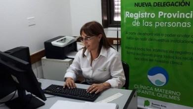 Photo of La Provincia inauguró oficinas para la inscripción de recién nacidos en 12 clínicas privadas