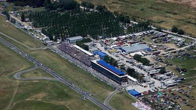 Photo of Allanamiento en el autódromo Roberto Mouras de La Plata