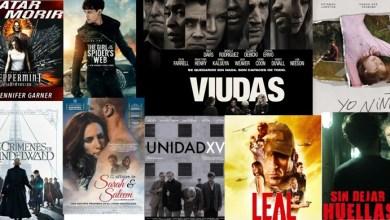 Photo of Cine: ¿Con qué se viene la anteúltima semana de noviembre en la pantalla grande?