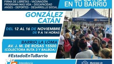 Photo of Barrio La Loma se prepara para el Estado en tu Barrio