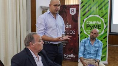 Photo of El Gobierno de Morón brinda más beneficios para las Pymes locales