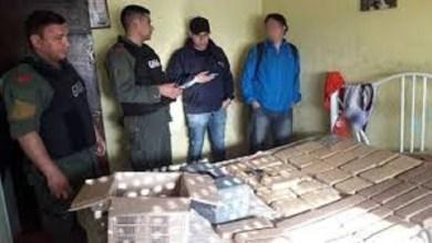 Photo of La banda narco que lavó más de US$15.000.000 en el país