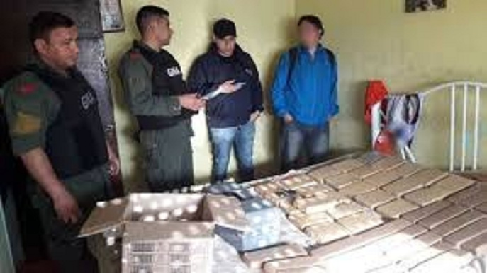 La banda narco