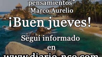 Photo of Frase del dia 20-12-2018 #BuenJueves