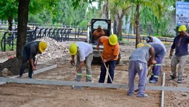 Photo of Juan Andreotti recorrió la segunda etapa de renovación del Canal de San Fernando y Tigre