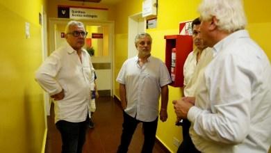 Photo of Julio Zamora supervisó la atención del Hospital Oftalmológico de Tigre
