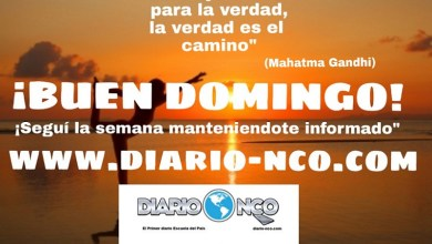 Photo of #FRASE del Día -DIARIO NCO, Domingo 27 de enero