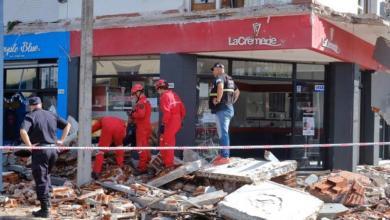 Photo of Una mujer y su hija fallecieron al desprenderse tres balcones