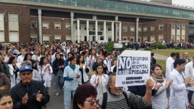 Photo of La situación del Hospital Posadas está desbordada frente a la inflación y los despidos