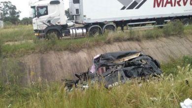 Photo of Se mató un matrimonio platense en un accidente en Entre Ríos y sus hijas están internadas