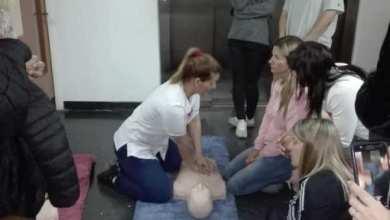 """Photo of """"Casa de Auxilio de Ramos Mejía"""" brinda cursos de RCP y primeros auxilios"""