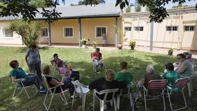 Photo of Un espacio para contener a los abuelos en González Catán