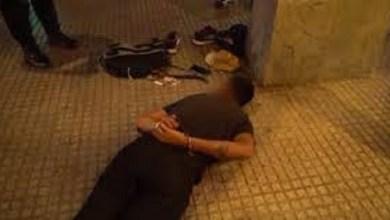 Photo of Almagro: dos motochorros apuñalaron a un agente de policía