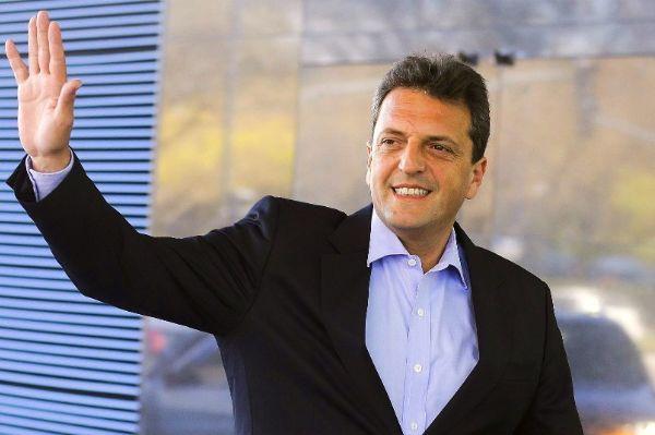 """Massa no piensa en un """"renunciamiento"""" que despeje la candidatura de Lavagna"""
