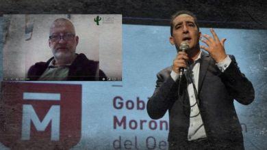 """Photo of Tagliaferro es un """"corrupto, ludópata y mentiroso que ha destrozado el municipio"""""""