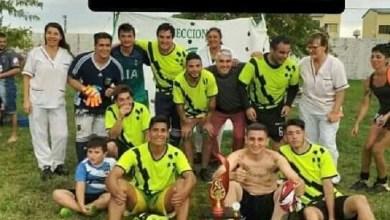 Photo of González Catán: torneo de futbol entre los trabajadores del Hospital Simplemente Evita