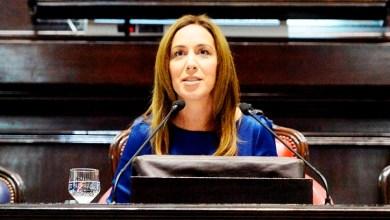 Photo of María Eugenia Vidal ratificó que la obra pública, la educación, la salud y la lucha contra las mafias serán los objetivos de su cuarto año de mandato