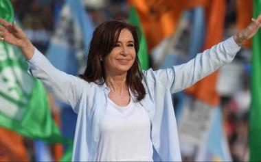 el día que Tagliaferro y Posse salieron a juntar votos para Cristina